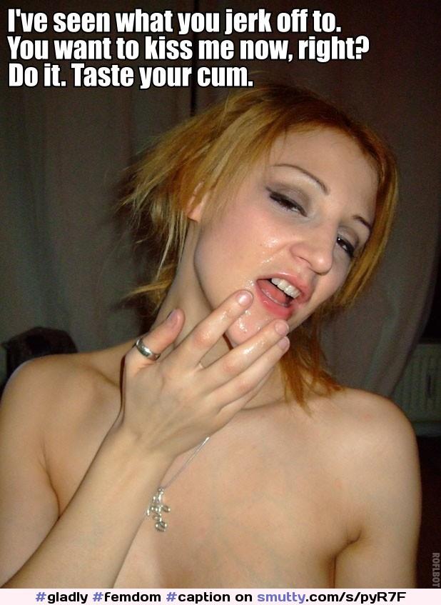 Sissy cum swallow trainer in italian 4