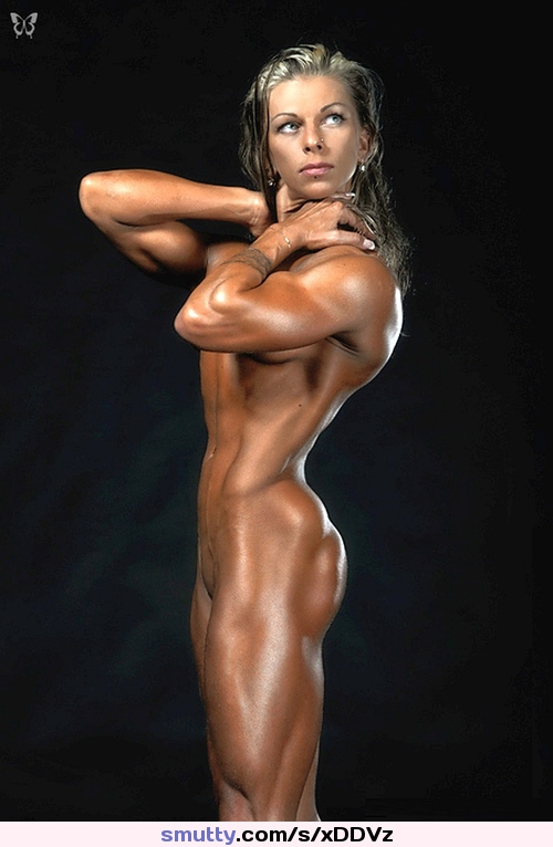 sexy muscle porn girls