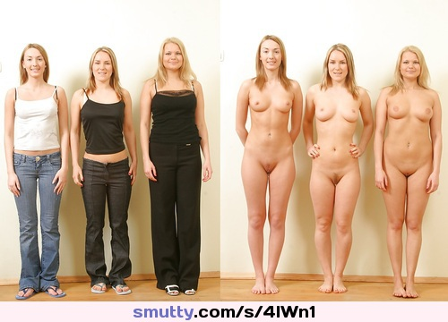 females clothed and nude pictures № 11860