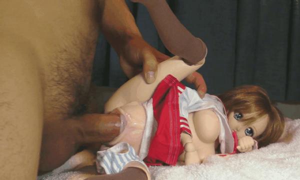 Фото ебать куклу