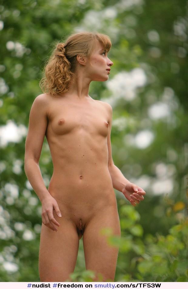 #nudist #freedom #naturist #outdoor #slim #smooth # ...