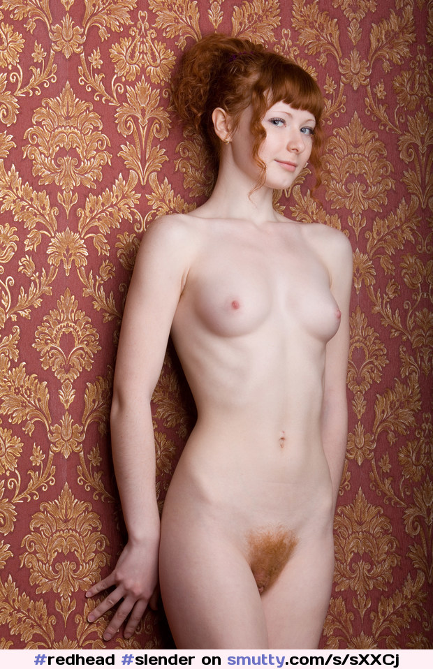 #redhead #slender #hotbody #firecrotch #pale #gorgeous
