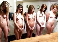 Aa cup nude women