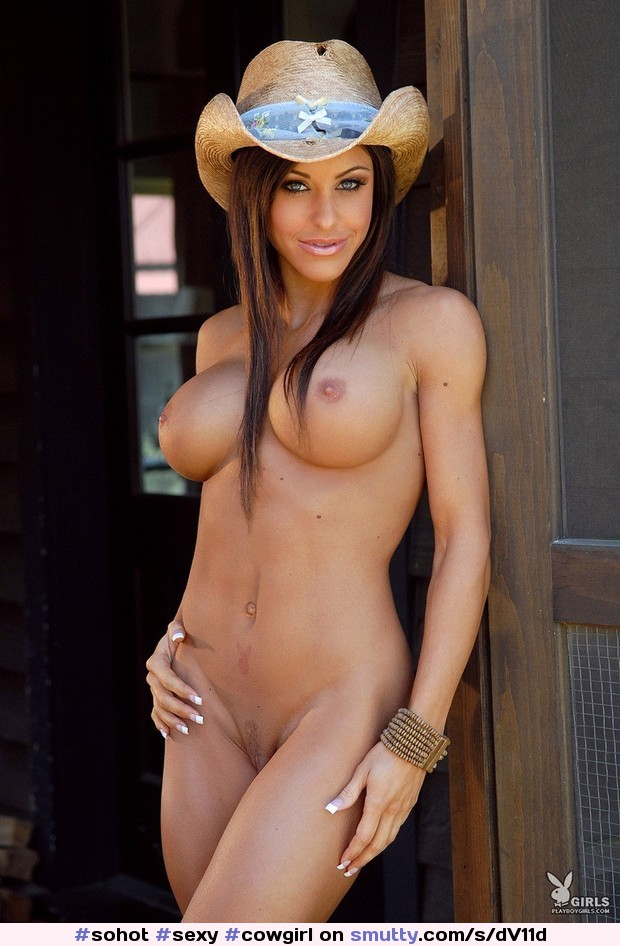 worlds hottest naked cowgirl