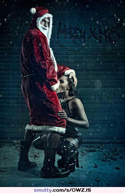 Weihnachtsmann Sex