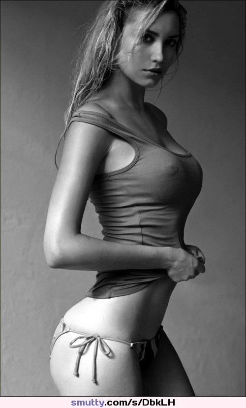 Natürliche vollbusige Gabbie Carter schiebt ihre Muschi auf die harte Stange photo 3