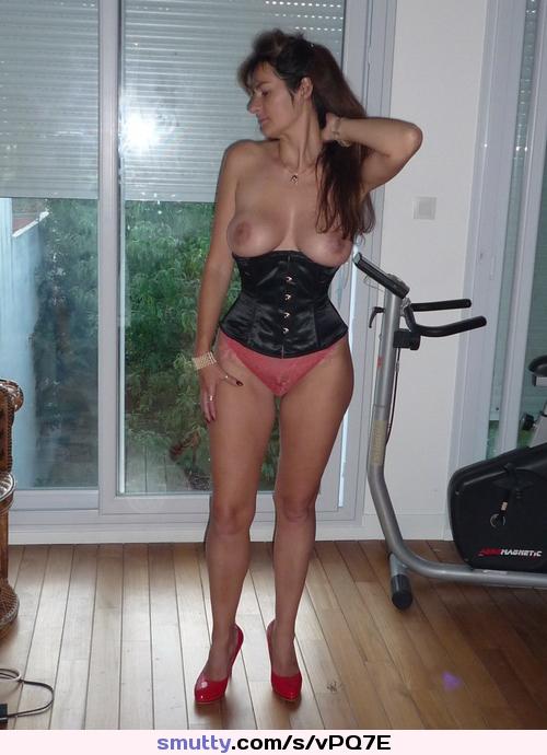 Sexy Milf Nackt
