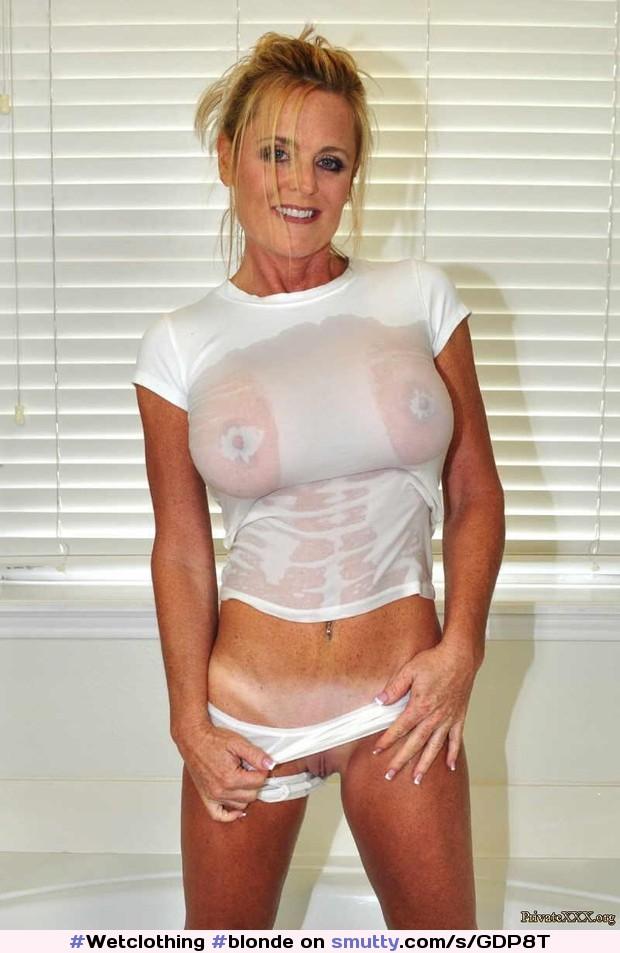 Wet t shirt milfs