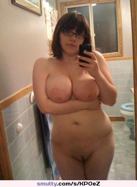 chubby girl self shot pussy