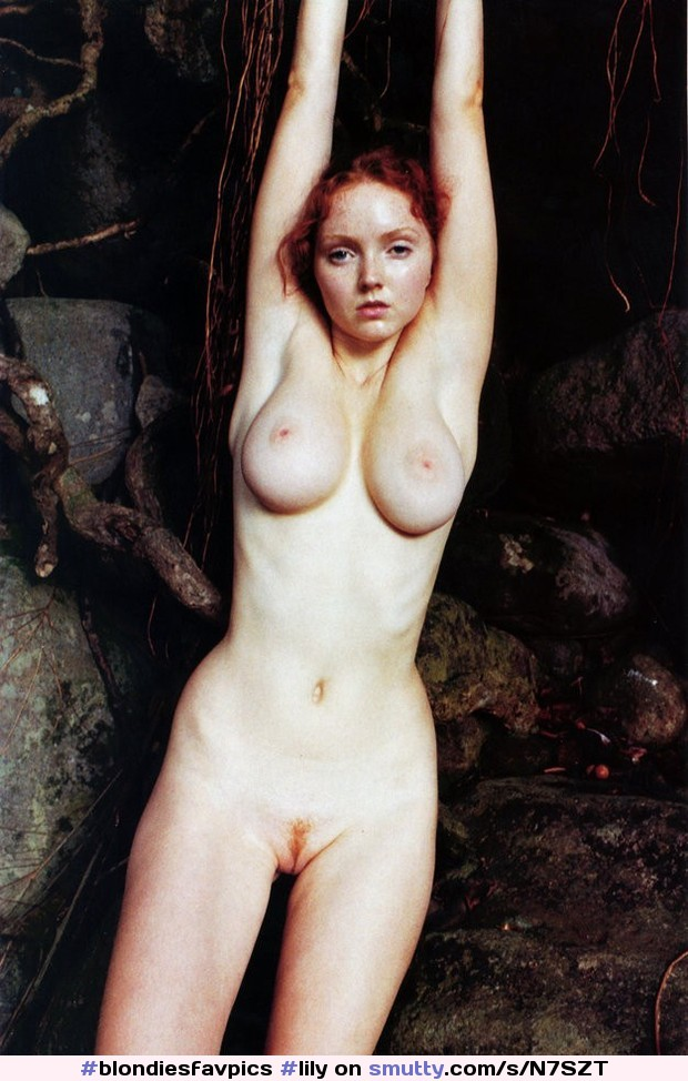 #Lily Cole - An image by: allthereds -