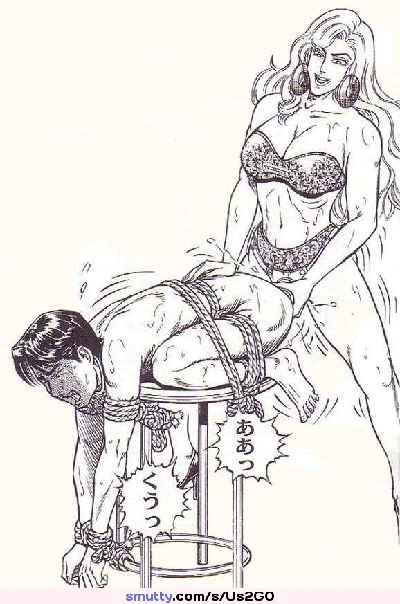 Drawings Of Female Domination