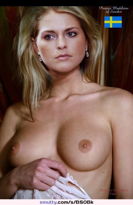 Madeleine Bernadotte Nude