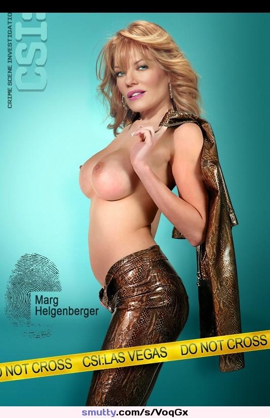 Marg helgenberger nude photos lesbian police estonoesyugoslavia