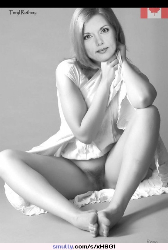 Teryl rothery nude tits