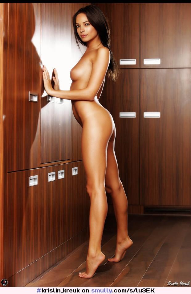 Kristin Kreuk Nude Leaked Selfie