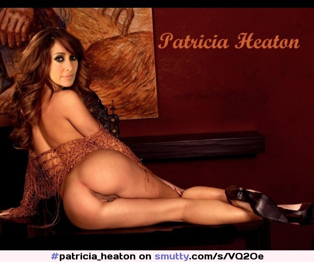 Patricia heaton nude pics vids