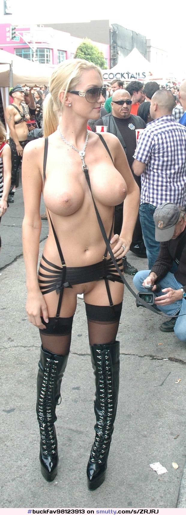 Bdsm leashed slut