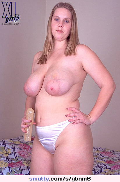 Beautiful Blonde Big Tits