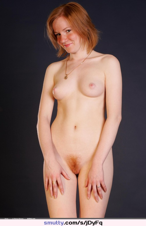 Naked embarrassed pussy pic think, that