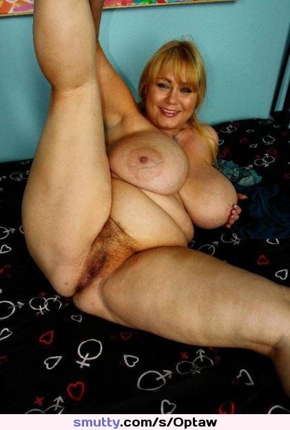 Chubby plump spread