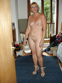 Mature hairy pussy tan lines