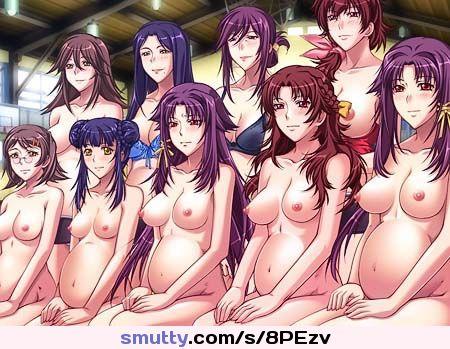 pregnant anime porn young