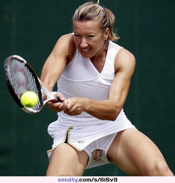 women tennis player pussy slip