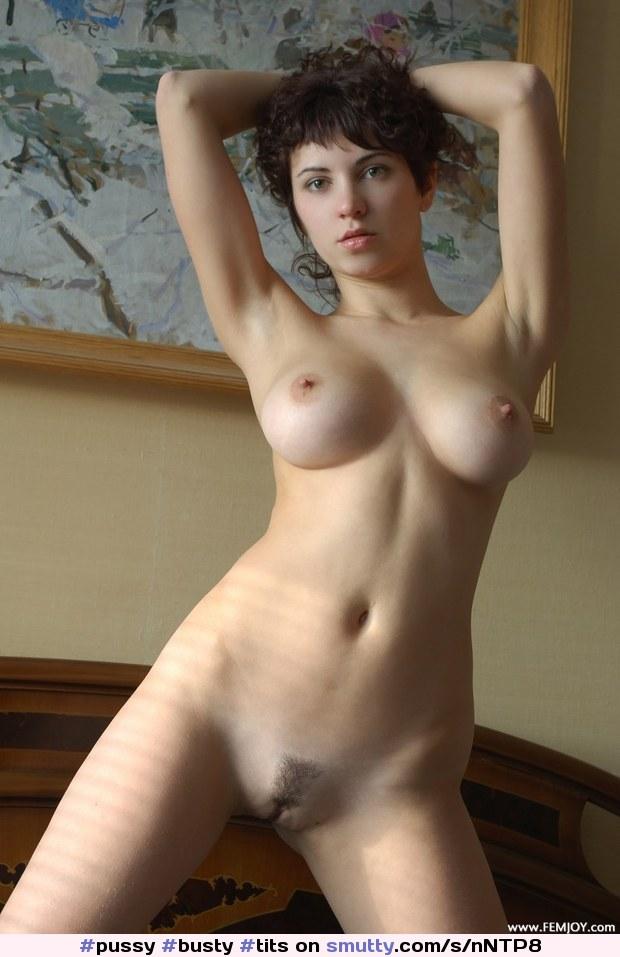 Big tits mature nude