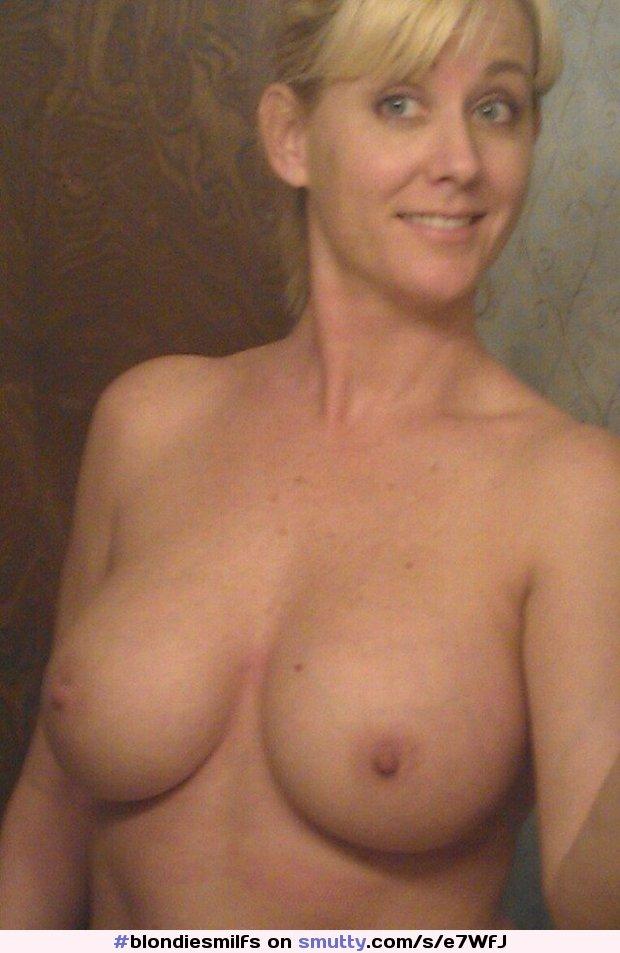Hot mom boob selfshots opinion