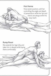 Anal sex illustration, nude mature honeys