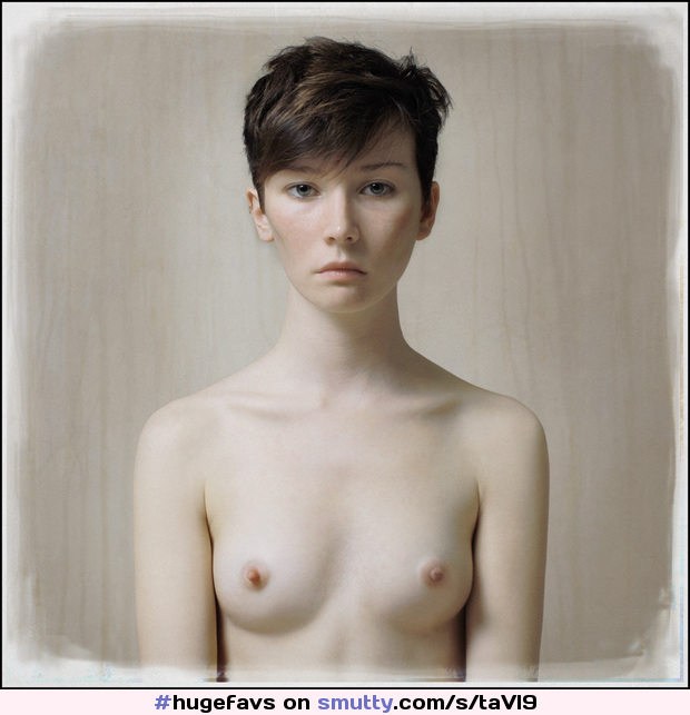#LouisTreserrat #photographer #youngmodel #young #topless #breasts #smalltits #brunette #shorthair #gorgeous #paleskin #erectnipples