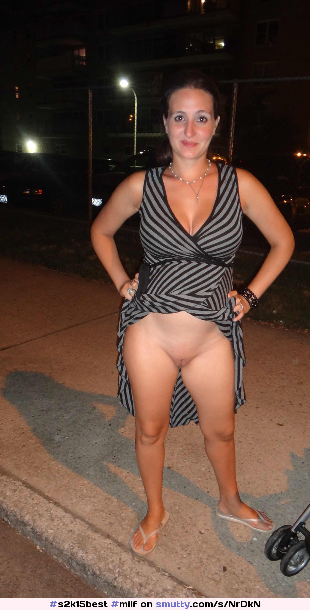 Milf Public Flasher