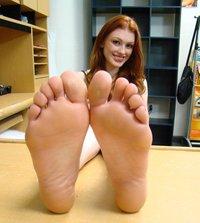 Pity, Hot sexy redhead feet