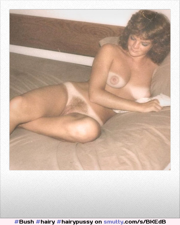 Something vintage polaroid nude wife hairy pussy Likely
