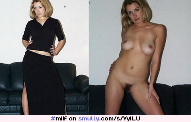 #dressedundressed #BeforeAfter #beforeandafter #smalltits #smallboobs #hairy #hairypussy #hairybush #trimmed #blonde #Amateur #milf