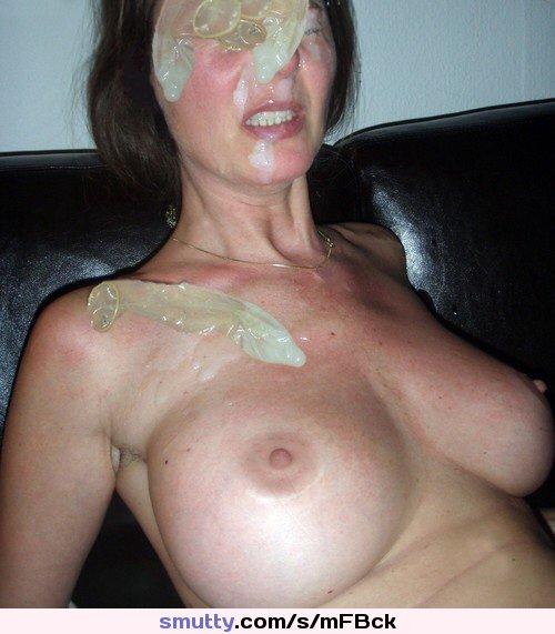 Old mom condom hot hairy masturbation 7