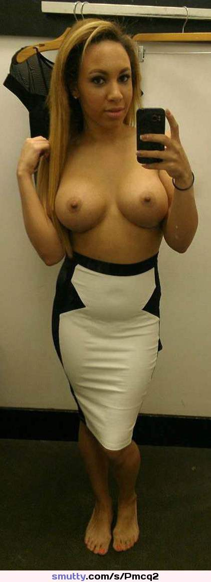 Hot Perfect Ebony Nude Pic
