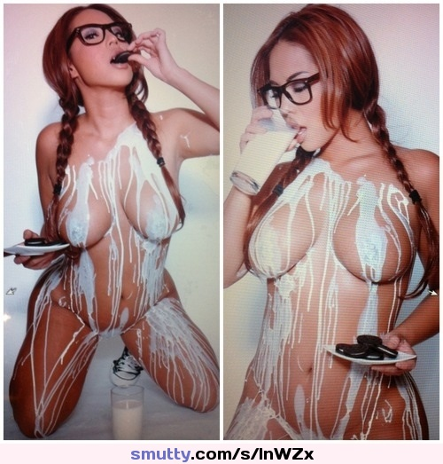 #hot #sexy #beautiful #gorgeous #stunning #perfect #asian #glasses #nerd #oreo #milk #gotmilk #boobs #tits #clevage #naked #shaved