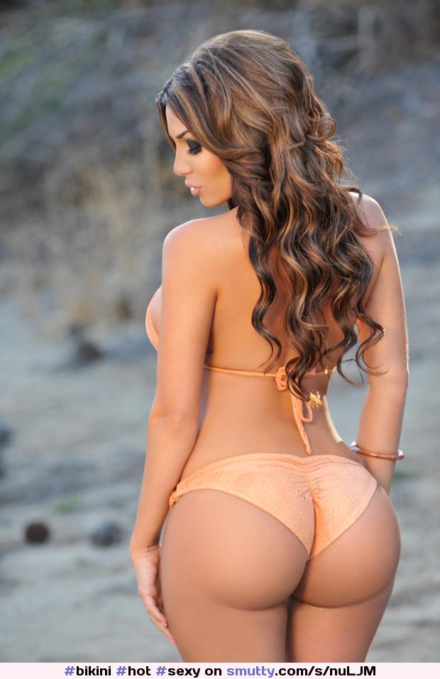 Nice booty latina naked
