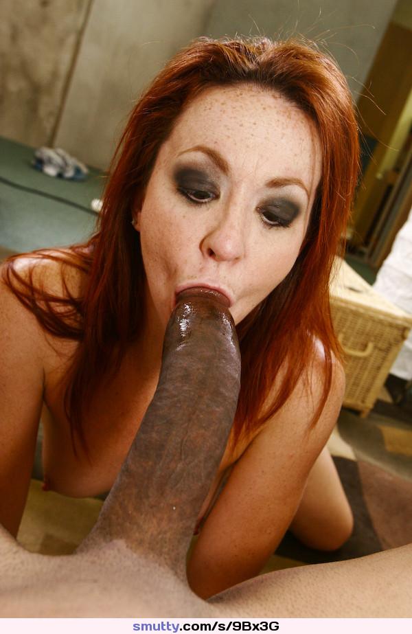 Redhead Huge Cock