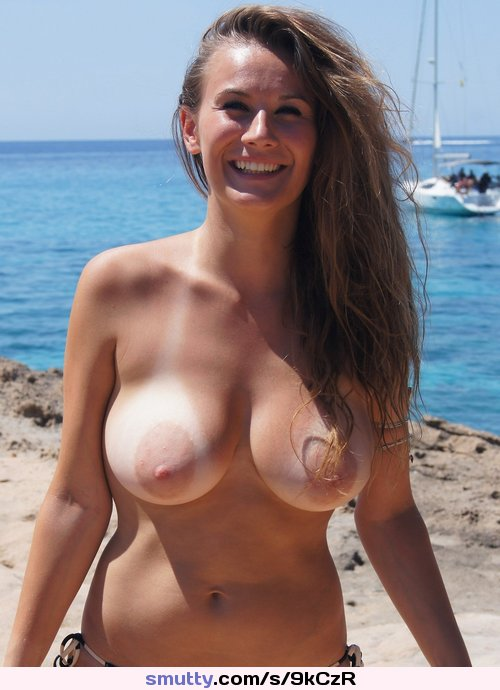 Puffy nipple milf