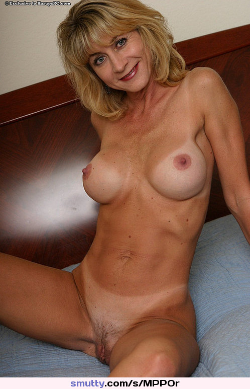 image So hot mature cougar mom playing with her toys