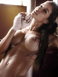 a sexy boobs
