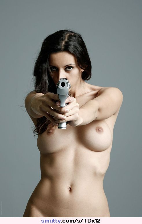 #Guns #Tits #Boobs #Nudity #Photography #Weapons #Weapon