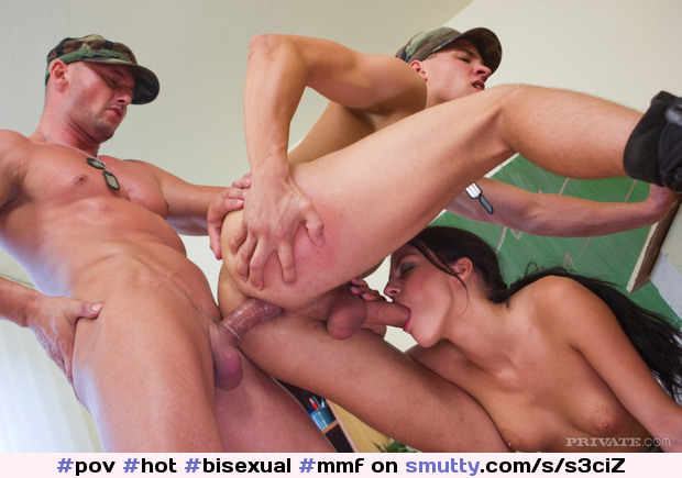 Bisex Dude Riding Dick