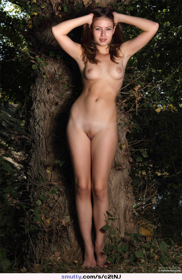 Jenna - Naked In The Forest from MPLStudios - Wow Erotica | smutty.com
