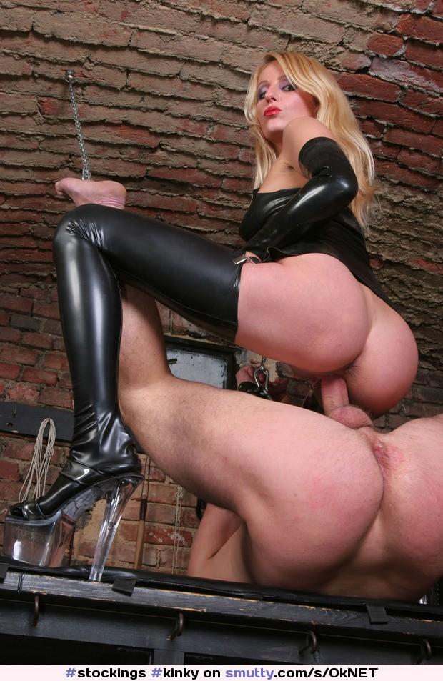 Femdom Leather Latex Sex Bangbros 1
