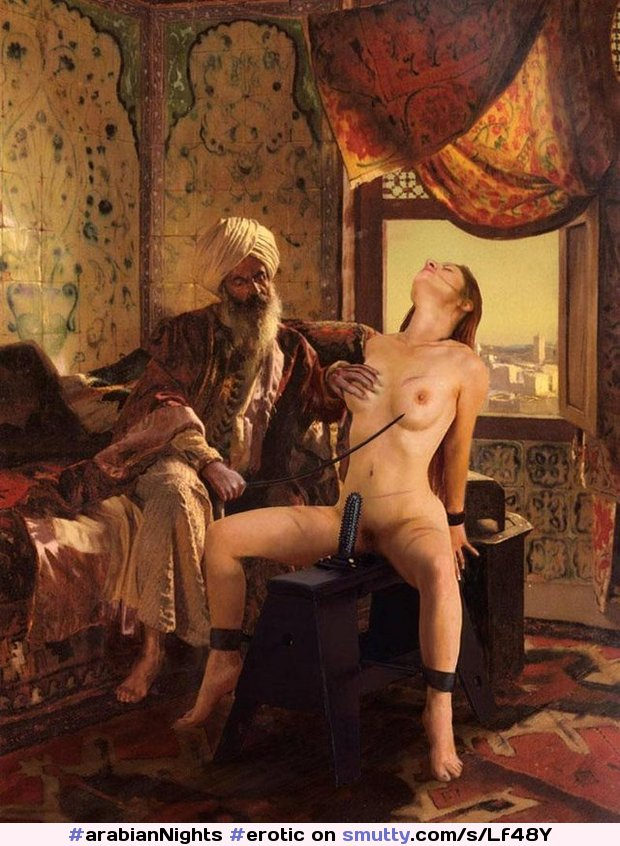 эротика в средневековом антураже - 9