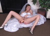 bride-with-dildo