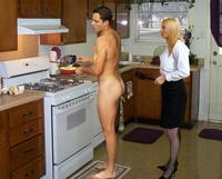 Bbw nudist femdom in the kitchen xxx pics gujarati